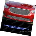 グリル Fits 2013-2016 Ford Taurus SHO Logo Cover Billet G...
