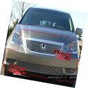 グリル Fits 2008-2010 Honda Odyssey Billet Grille Combo ...