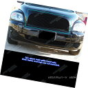 グリル Fits 2006-2011 Chevy HHR Black Main Upper Billet G...