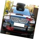グリル Fits 03-07 Volkswagen VW Touareg V6 Perimeter Gril...
