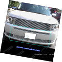 グリル Fits 2009-2012 Ford Flex Lower Bumper Perimeter CN...