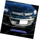 グリル Fits 2010-2012 Mazda CX7 i/CX-7 s Stainless Steel ...