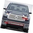 グリル Fits 2010-2013 Toyota Tundra Stainless Steel Mesh ...