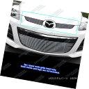 グリル Fits 2010-2012 Mazda CX-7 CX7 Main Upper Billet Gr...