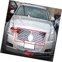 グリル Fits 2008-2013 Cadillac CTS Perimeter Grille Grill...