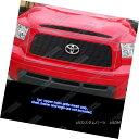 グリル Fits 2007-2009 Toyota Tundra With Logo Show Black ...