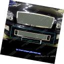 グリル Fits 04-10 Infiniti QX56 Lower Bumper Stainless St...
