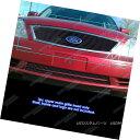グリル Fits 2005-2007 Ford Five Hundred 500 with logo sho...