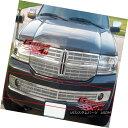 グリル Fits 2007-2014 Lincoln Navigator Bumper Stainless ...