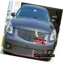 グリル Fits 2007-2008 Nissan Maxima Billet Grille Combo ...