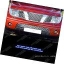グリル Fits 05-07 Nissan Pathfinder/05-08 Frontier Logo C...