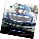 グリル Fits 2006-2010 Cadillac DTS Bumper Stainless Mesh ...