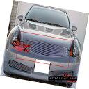 グリル Fits 2003-2007 Infiniti G35 Main Upper Billet Gril...