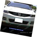 グリル Fits 09-11 2011 Honda Civic Coupe Lower Bumper Bla...