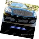 グリル Fits 2007-2008 Infiniti G35 Sedan Main Upper Bille...