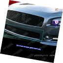 グリル Fits 2009-2014 Nissan Maxima Black Lower Bumper Bi...