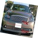 グリル Fits 2005-2007 Infiniti M35 Sedan Main Upper Bille...