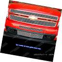 グリル Fits 2007-2013 Chevy Silverado 1500/07-10 2500/350...