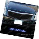 グリル Fits 2006-2011 Cadillac DTS Black Stainless Steel ...