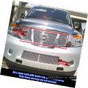 グリル Fits 2008-2015 Nissan Armada Billet Grille Insert ...