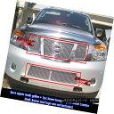 グリル Fits 2008-2014 Nissan Armada Billet Grille Grill I...