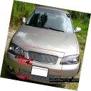 グリル Fits 2000-2003 Nissan Sentra Main Upper Billet Gri...