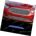 グリル Fits 2013-2018 Ford Taurus SHO Logo Cover Billet G...
