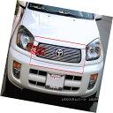 グリル Fits 2001-2003 Toyota RAV4 Billet Grille Insert 20...
