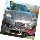 グリル Fits 2004-2008 Mazda RX-8 Main Upper Billet Grille...