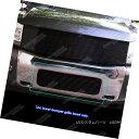 グリル Fits 2004-2015 Nissan Titan/04-07 Armada Lower Bum...