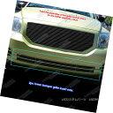 グリル Fits 2006-2012 Dodge Caliber Lower Bumper Black Bi...