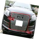 グリル Fits 07-12 2011 Audi Q7 Main Upper Billet Grille I...