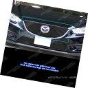 グリル Fits 2014-2016 Mazda 6 Upper Black Main Upper Bill...