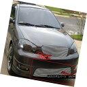 WORLD倉庫 楽天市場店で買える「グリル Fits 2005-2008 Toyota Corolla Bumper Billet Grille Insert フィット2005-2008トヨタカローラバンパービレットグリルインサート」の画像です。価格は28,600円になります。