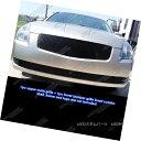 グリル Fits 2004-2006 Nissan Maxima Black Billet Grille I...