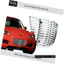 グリル Fits 2004-2008 Mazda RX-8 Stainless Steel Billet G...