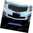 グリル Fits 2010-2015 Cadillac SRX Stainless Steel Black ...