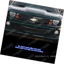 グリル Fits 2010-2013 Chevy Camaro Short W/Logo LT/LS/RS/...