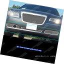 グリル Fits 2011-2014 Chrysler 300/300C Bumper Stainless ...