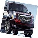 グリル Fits 2008-2014 Cadillac Escalade Main Upper Billet...