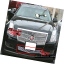 グリル Fits 2008-2013 Cadillac CTS Lower Bumper Billet Gr...