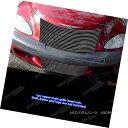 グリル Fits 2000-2005 Chrysler PT Cruiser Billet Grille G...