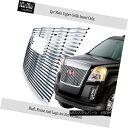 グリル For 2010-2014 GMC Terrain Stainless Steel Billet G...
