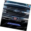 グリル For 2001-2002 Chevy Silverado 2500/3500 Black Bill...
