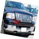 グリル 04-08 Ford F-150 Honeycomb Style Logo Show Symboli...