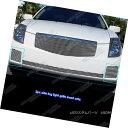 グリル Fits 2003-2007 Cadillac CTS Fog Light Cover Billet...