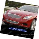 グリル Fits 2008-2011 Infinity G37 Stainless Steel Mesh G...