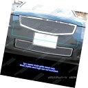 グリル Fits 07-08 Nissan Maxima Stainless Steel Mesh Gril...