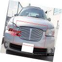 グリル For 2002-03 Nissan Maxima SE/GXE Perimeter CNC Mac...