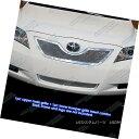 グリル Fits 2007-2009 Toyota Camry Stainless Steel Mesh G...